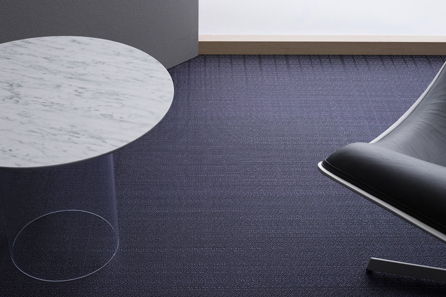Bolon Flooring Lobby Area