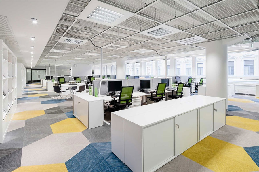 Bolon Office Spaces