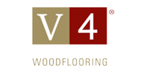 V4 Wood Flooring Logo